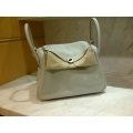 Lindy Gris Perle 30 Clemence Palladium hw New