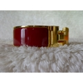 Clic Clac Rouge VIF GM Gold hw New