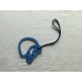 Paddock Cheval  Horse Head in Bleu Paradis Color in Swift Leather in New Condition