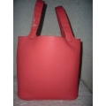 Picotin in Rose Jaipur color size 22 in Clemence leather with Palladium hard ware in brand new condition